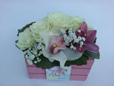 unique flower arrangment for mothers day