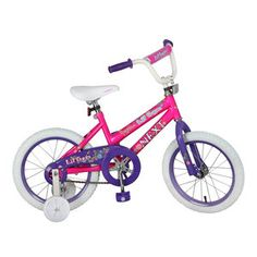 "NEXT 16"" Lil' Gem Girl's Bicycle"