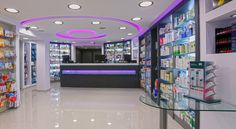 Lydaki Nitsa Pharmacy by Lefteris Tsikandilakis, Heraklion – Greece » Retail Design Blog
