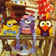 Carnival hats!!!