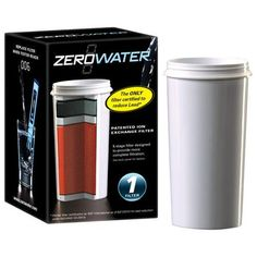 ZeroWater Single Pack Replacement Filter