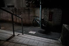 Silent Night series of the streets of Tokyo: http://www.playmagazine.info/silent-night-series-streets-tokyo/