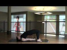 After Work Restorative Yoga Flow