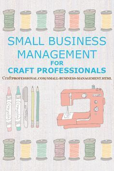 Be strategic about how you grow your craft business. Lots of tips here http://www.craftprofessional.com/small-business-management.html