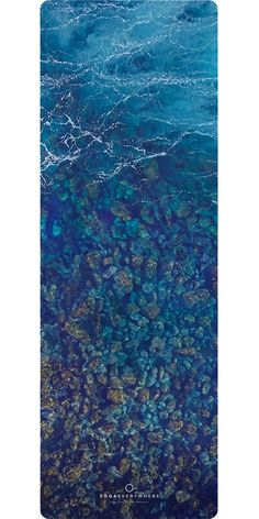 Shelly Beach Yoga Mat
