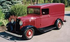 ◆1934 Ford Panel Delivery◆