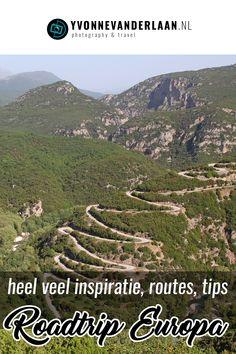 Een roadtrip door Europa is een fijne manier op ontdekking te gaan in ons eigen veelzijdige continent. Een roadtrip heeft, zeker in deze tijd, enorm veel voordelen. In dit blog heel veel inspiraties, routes en tips. #roadtrip #Europa