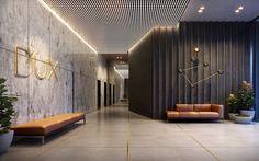 The Tailored Man: Dux Richmond Hill - Mim Design Corporate Interiors, Hotel Interiors, Office Interiors, Lobby Interior, Office Interior Design, Interior Architecture, Commercial Design, Commercial Interiors, Mim Design