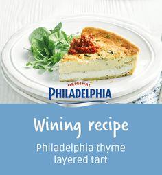Try our #Philadelphiaheaven Instagram comp winning layered tart recipe by Good… Irish Recipes, Tart Recipes, Sauce Recipes, Baking Recipes, Yummy Recipes, Great Recipes, My Favorite Food, Favorite Recipes, Recipe Creator