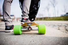 Keep Strolling #LongboardStroller #Quinny