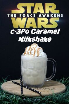 Caramel milkshake that is easy to make and amazing because of the secret ingredient that is used. Important to use quality caramel when making this recipe.