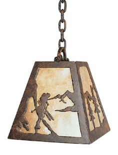 Celebrating the Winter Olympics with Winter Sport Motifs Antique Iron, Antique Copper, Custom Lighting, Lighting Design, Fall Harvest, Winter Sports, Bulb, Bronze, Ceiling Lights