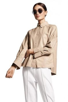 RIANI ▷ Kleidung & Accessoires Onlineshop   SAILERstyle Blazer, Lady, Duster Coat, Beige, Jackets, Silhouette, Fashion, Clothing Accessories, Clothing