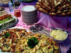 Rippijuhlatarjoilut – Hellapoliisi Paella, Tacos, Mexican, Meat, Chicken, Ethnic Recipes, Party, Food, Essen