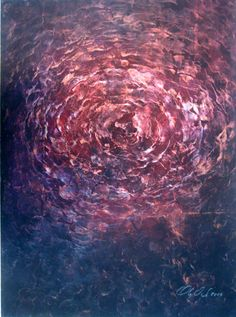 Oleg Osipoff 2009 - oil and wax on paper .15