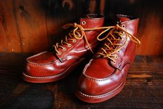 REDWING 8875 Dainite sole RED | BRASS BLOG