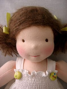 Laughter House: 15 inch Waldorf Doll