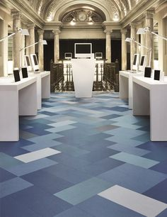 Tarkett has now introduced even more Luxury Vinyl Tile (LVT) options into its iD Inspiration range, which includes: iD Inspiration 55-70, iD Inspiration Click and iD Inspiration 40.