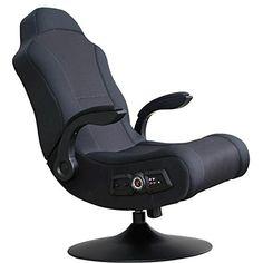 X Rocker 5142101 Commander 2.1 Audio Gaming Chair X Rocker http://www.amazon.com/dp/B002ANQAHW/ref=cm_sw_r_pi_dp_jpk5tb1HKNQCJ