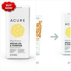 Acure Organics, Moisturizing Shampoo, Argan Oil, Free Coloring, Cruelty Free, Biodegradable Products, Moisturizer, Fragrance, Moisturiser