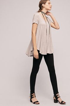 Paige Hoxton High-Rise Skinny Jeans - anthropologie.com