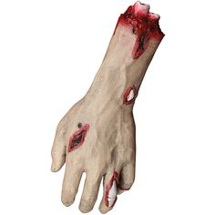 halloween zombie hand 975 in gross creepy ghoulish new prop - Zombie Halloween Decorations