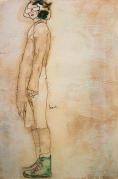 """Meninas"" por Inma Pascual Aparici"