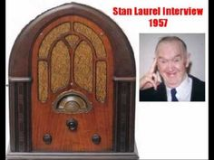 Stan Laurel Interview 1957 (FULL). Recorded one week after Oliver Hardy died - YouTube