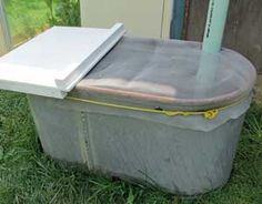 Keep bugs out of your rainwater collection systems and livestock tanks with this easy-to-build, mosquito-proof cover. From MOTHER EARTH NEWS magazine.