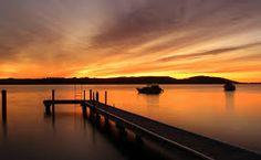 sunset careys bay - Google Search