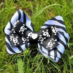 Ooo Ooo can I have this? punk hair bow