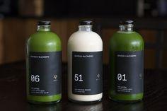 Owen + Alchemy juices