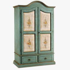 дневник дизайнера: Шкаф из дерева в стиле Прованс. 20 великолепных образцов