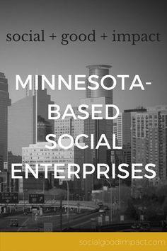 Minnesota-based social enterprises