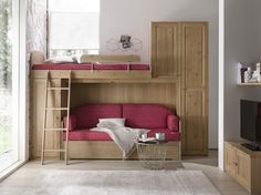 New bedroom furniture from DEMAR MOBILI. 100% Made in Italy.  #solidwood #moderncountry #furniture #bedroom   www.demarmobili.it