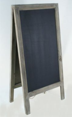 Kreidetafel Tafel Aufsteller für Bar Restaurant Ladenaufsteller Tafel Geschenkestadl http://www.amazon.de/dp/B00INQSCEE/ref=cm_sw_r_pi_dp_YV5pwb0Y364FD
