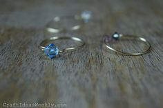 diy skinny ring jewelry crafts tutorial-4