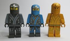 Lego Ninjago Paper Toy Characters - by Paperinside Korea   ==       Three cool paper model versions of the little Lego Ninjago characters, by Korean website Paperinside. To download these models, enter Paperinside`s page and click the blue links just above the photos of the models.
