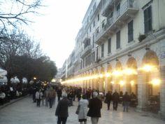 Κέρκυρα (Corfu Town) στην περιοχή Κέρκυρα, Κέρκυρα