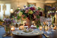 Styling and Florals: La Rosa Canina Photo: Lelia Scarfiotti