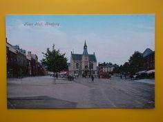 Town Hall & Square BANBURY Oxfordshire *Vintage* c1910   eBay