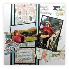 @CSMscrapbooker posted to Instagram: Jayme loge is on the Creative Scrapbooker Magazine blog today playing with the Simple Vintage Coastal collection by Simple Stories. The perfect collection for scraping her adventures in Ireland! Pop on over to our profile and click on the smart.bio/csmscrapbooker for a direct link to Jayme's blog post. #jaymeloge #simplestories #simplevintagecoastal #Ireland #12X12layouts #scrapbookinglayout #csmscrapbooker #creativescrapbookermagzine #creativescrap Page Protectors, Simple Stories, Logs, Ireland, Coastal, Paper Crafts, Profile, Scrapbook, Magazine