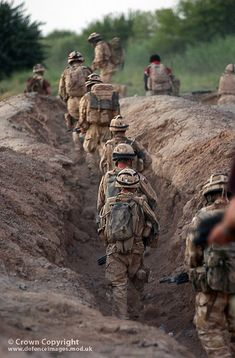 A Company of 1st Battalion Royal Welsh are pictured playing their part in clearing the Taliban from key areas of the Green Zone in Central Helmand, Afghanistan.