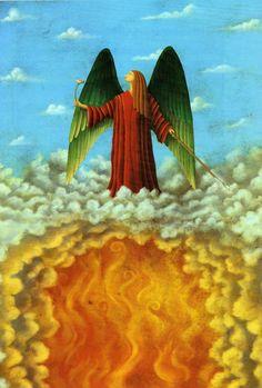 Camael (Chamuel), príncipe de las potencias o potestades.    Son los portadores de la conciencia y el saber de toda la humanidad. Especies de custodios divinos que cuidan las fronteras entre el cielo y la vida. Ellos cuidan los planetas, los órdenes cósmicos y el balance entre la materia y el espíritu.     Su misión es la de cuidar del reino de Dios en cada uno de sus aspectos, pueden como todos los seres con libre albedrío hacer uso de su discernimiento para tomar partido por un camino u otro.