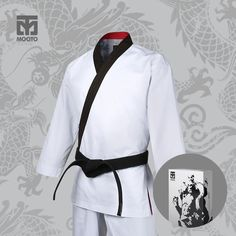 Mooto Extera S6 Taekwondo Suits Poom Neck High Quality TKD Uniforms Doboks MMA