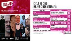 Cartelera Sala Lumiére, Ciclo de Cine: Mejor Cinematografía. Del 9 al 14 de agosto de 2016. Dos funciones: 16:00 y 18:30 horas. Cooperación: $10.00 #Culiacán, #Sinaloa