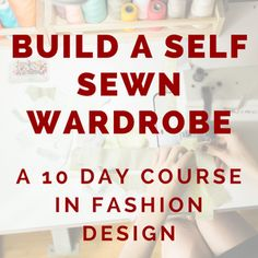 Have you been thinking of sewing your own self sewn wardrobe this year?  SAVE yourself from some of the frustrations I encountered. In this post I  share key ah-has, takeaways, pitfalls and lessons I learned this year as I  sewed all of my own clothing.