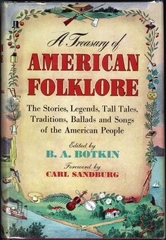 Folklore | american folklore_botkin