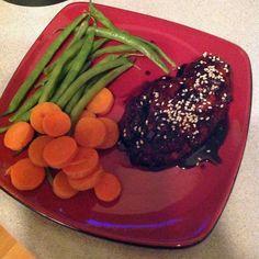 17 Day Diet Gal: Asian Glazed Chicken (C1)
