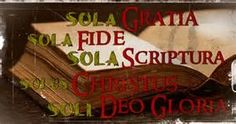 Sola Fide Sola Fide, 5 Solas, God, Heart, Dios, The Lord